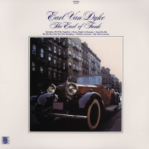 EARL VAN DYKE - The earl of funk - LP