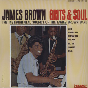 JAMES BROWN - Grits & soul - LP