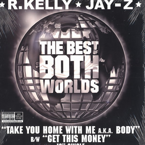 R.Kelly And Jay-Z Take+You+Home+With+Me 12''