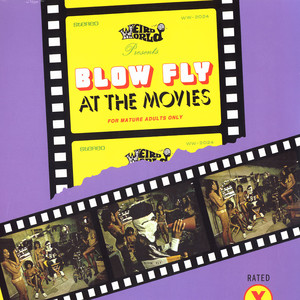BLOW FLY - At the movies - LP