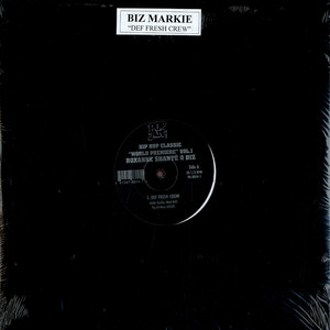 Biz Markie And Roxanne Shante Def Fresh Crew 12''