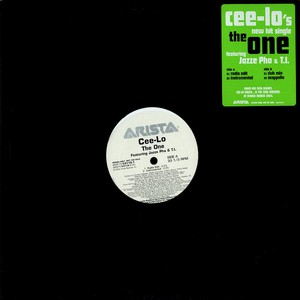 Cee-Lo The+One+Feat.+Jazze+Pha+And+T.I. 12''