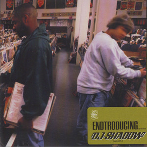 DJ SHADOW - Endtroducing - CD