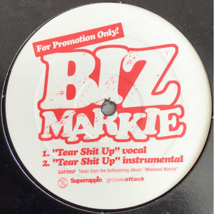 Biz Markie Tear Shit Up 12''