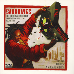 Saukrates - The Underground Tapes: Limited Ed. Vol. 2 (1999)[INFO]