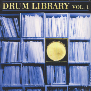 DJ PAUL NICE - Drum library volume 1 - 33T