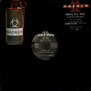 Napalm Feat. Ras Kass Shine All Nite 12''