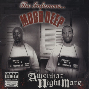 Mobb Deep Amerikaz+Nightmare CD