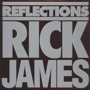 Rick James Reflections ... Best Of Rick James LP