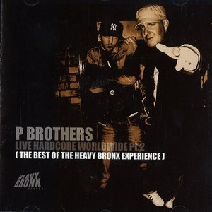 P Brothers Live Hardcore Worldwide Pt.2 CD