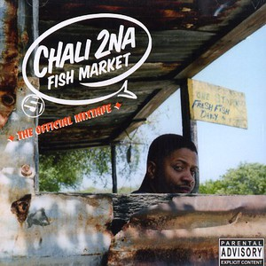 Chali 2na Of Jurassic 5 Fish+Market+Mixtape CD