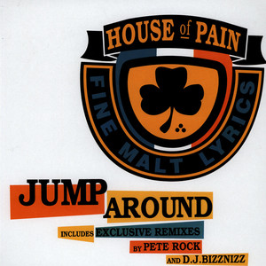 House Of Pain Jump Around 12''