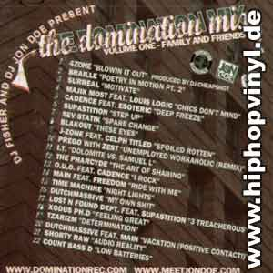 The Domination Mix Volume One