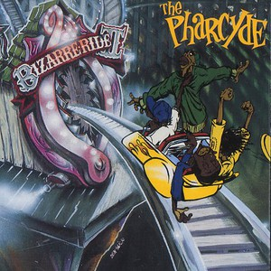 Pharcyde Bizarre+Ride+Ii+The+Pharcyde CD