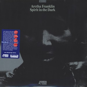 ARETHA FRANKLIN - Spirit In The Dark - 33T
