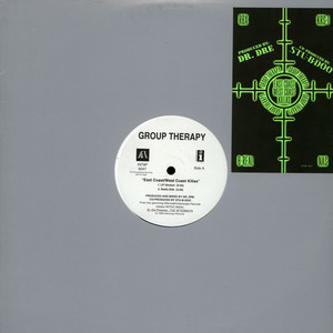 DR.DRE - GROUP THERAPY - East coast - 12 inch x 1