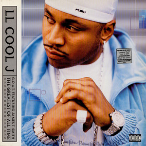Ll Cool J G.O.A.T.+-+The+Greatest+Of+All+Time LP