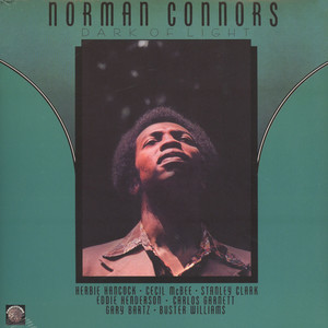 Norman Connors Dark Of Light LP