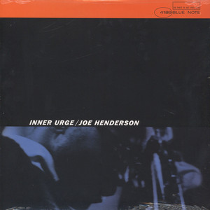 JOE HENDERSON - Inner urge - LP
