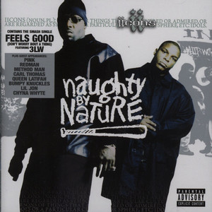 NAUGHTY BY NATURE - IIcons - CD
