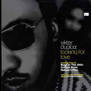 VIKTER DUPLAIX - Looking for love - 12 inch x 1