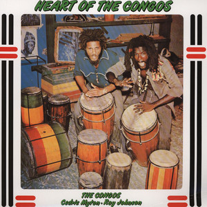 CONGOS, THE - Heart Of The Congos - LP
