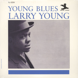 LARRY YOUNG - Young blues - LP