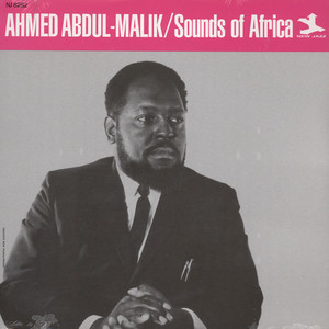 AHMED ABDUL MALIK - Sounds of africa - LP