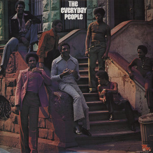 EVERYDAY PEOPLE, THE - The Everyday People - LP
