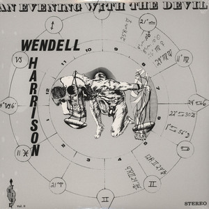 WENDELL HARRISON - An evening with the devil - LP