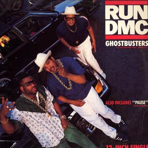 Run Dmc Ghostbusters 12''