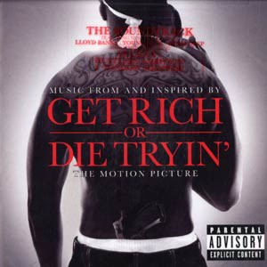 50 Cent Music+From+And+Inspired+By+-+Get+Rich+Or+Die+Tryin CD