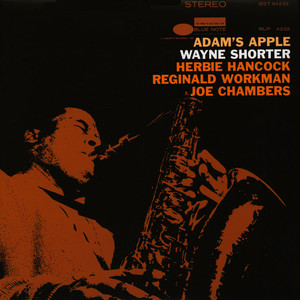 WAYNE SHORTER - Adam's Apple - 33T