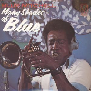 BLUE MITCHELL - Many shades of blue - LP