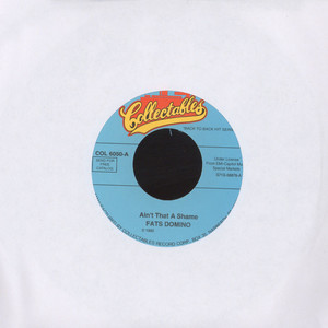 FATS DOMINO - Ain't that a shame - 7inch x 1