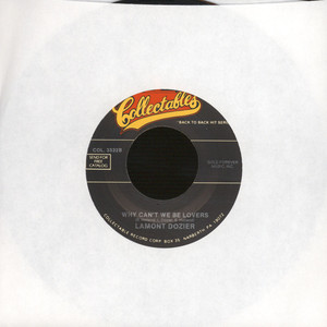 8TH DAY, THE / LAMONT DOZIER - She's not just another woman / Why can't we be lovers - 7inch x 1