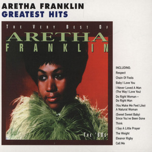 ARETHA FRANKLIN - Greatest hits - CD
