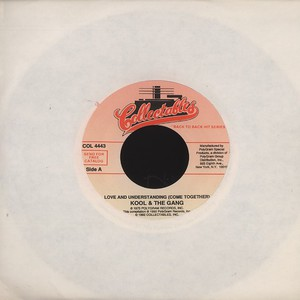 KOOL & THE GANG - Love and understanding (come together) - 7inch x 1