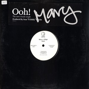 Mary J Blige Oooh 12''