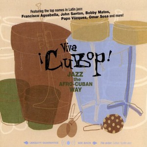 VIVA CUBOP - Volume 1 - Jazz The Afro-Cuban Way - CD