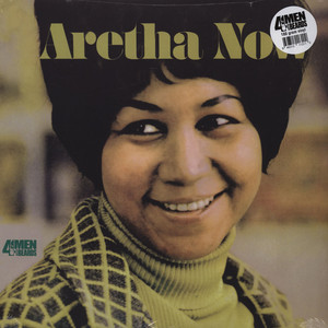 ARETHA FRANKLIN - Aretha now - 33T