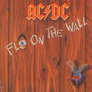 AC/DC - Fly on the wall - LP