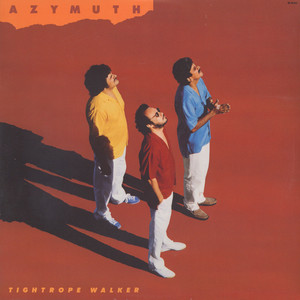 AZYMUTH - Tightrope walker - LP