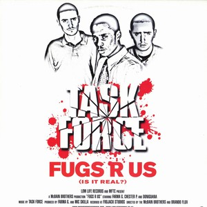 TASK FORCE - Fugs R Us - Maxi x 1