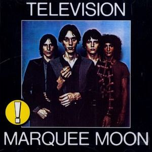 Television Marquee+Moon CD