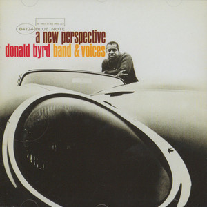 DONALD BYRD - A new perspective - CD