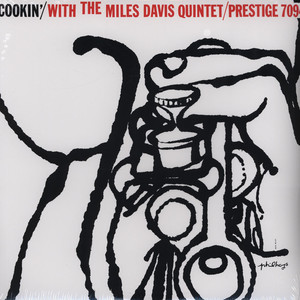MILES DAVIS QUINTET, THE - Cookin' with the Miles Davis Quintet - LP