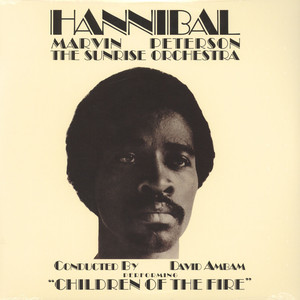 HANNIBAL MARVIN PETERSON & THE SUNRISE ORCHESTRA - Children Of The Fire - LP