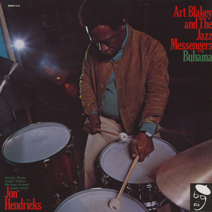 ART BLAKEY & THE JAZZ MESSENGERS - Buhaina - 33T
