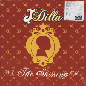 J DILLA AKA JAY DEE - The Shining - LP x 2